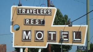 Traveler`s Rest Motel