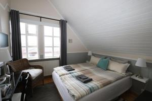 White House B&B, Bed and Breakfasts  Keflavík - big - 21