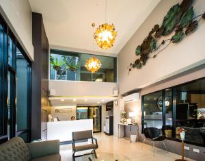 PM Residence, Hotel  Hat Yai - big - 7