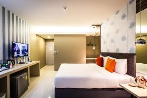 PM Residence, Hotel  Hat Yai - big - 8