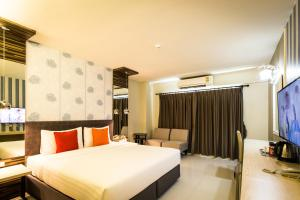 PM Residence, Hotel  Hat Yai - big - 9