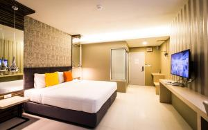 PM Residence, Hotel  Hat Yai - big - 10