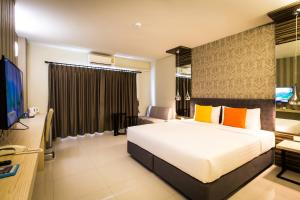 PM Residence, Hotel  Hat Yai - big - 11