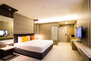 PM Residence, Hotel  Hat Yai - big - 12