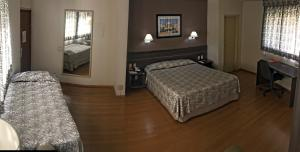 Triple Room with 1 Double and 1 Single Bed