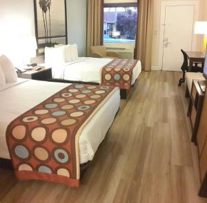 Superior Double Room with Two Double Beds -Non-Smoking