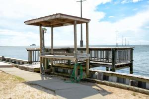 Fish Camp Unit #21 Condo, Apartmány  Dauphin Island - big - 4