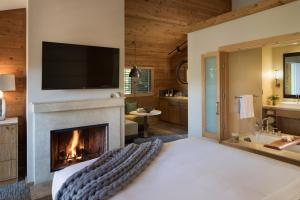 Superior Fireplace Room