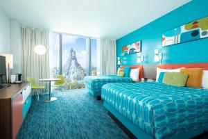 Standard Room with Partial Water Park View
