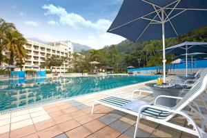 Hotel Royal Chihpin, Hotely  Wenquan - big - 33