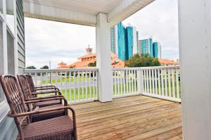 Second Wind Home, Nyaralók  Orange Beach - big - 17