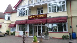 Skyways Hotel in Slough, Berkshire, England