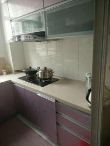 Golden Beach Beer City Apartment, Apartmanok  Huangtao - big - 6