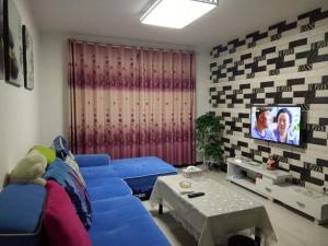 Warm Comfortable Family Apartment, Apartments  Chengde - big - 6