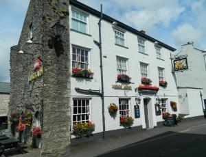 Kings Arms Hotel in Burton, Cumbria, England
