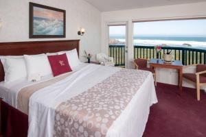 Ocean View Lodge, Motels  Fort Bragg - big - 4
