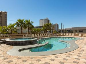 Crystal Tower 1903 - Two Bedroom Condo, Apartments  Gulf Shores - big - 24