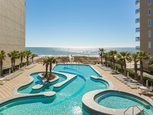 Crystal Tower 1903 - Two Bedroom Condo, Apartments  Gulf Shores - big - 27
