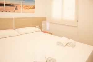 Holidays Terrace Quart Apartment, Apartmány  Valencie - big - 14