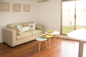Holidays Terrace Quart Apartment, Apartmány  Valencie - big - 17