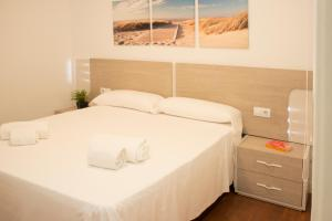 Holidays Terrace Quart Apartment, Apartmány  Valencie - big - 11