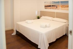 Holidays Terrace Quart Apartment, Apartmány  Valencie - big - 4