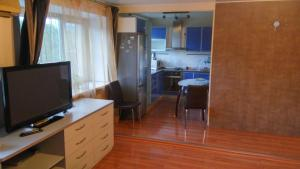 Apartment at Amurskiy bulvar 35, Apartmány  Khabarovsk - big - 4