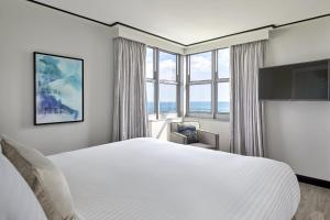 Junior Suite with Ocean View and Balcony