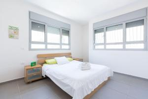 Kfar Saba Center Apartment, Apartmány  Kefar Sava - big - 55