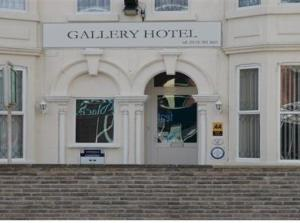 The Gallery B&B in Nottingham, Nottinghamshire, England