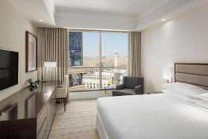 Jabal Omar Hyatt Regency Makkah, Hotels  Mekka - big - 18