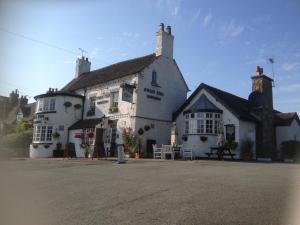 The Swan Inn in Nantwich, Cheshire, England