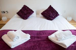 Riverside Apartment in Copper Quarter, Apartmány  Swansea - big - 19