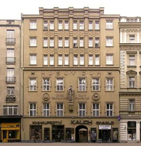 Hotel - Church Pension Praha - Husuv Dum