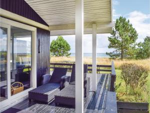 Holiday Home Ebeltoft with a Fireplace 4, Дома для отпуска  Эбельтофт - big - 20