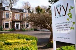 The Royal Ivy Hotel in Bridge of Allan, Stirlingshire, Scotland