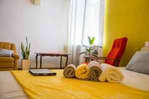 Nice & Cozy by the River Mtkvary, Apartmány  Tbilisi City - big - 26