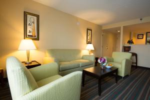 King Suite with Sofa Bed - Mobility Access - Non-Smoking