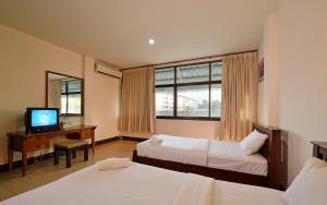 Krabi Grand Place Hotel, Hotels  Krabi town - big - 3