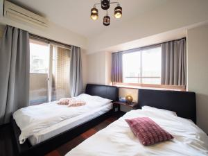 Masters Inn I 087 PH125, Apartments  Osaka - big - 12