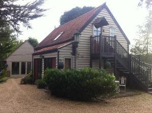 The Coach House B&B in Great Hallingbury, Essex, England