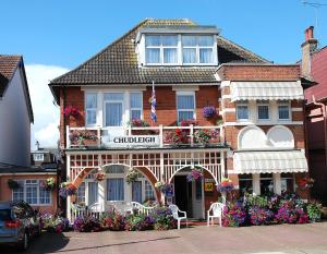 The Chudleigh in Clacton-on-Sea, Essex, England