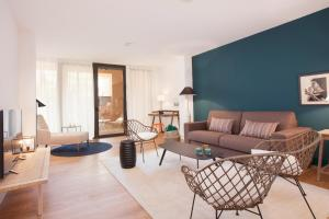 Two-Bedroom Apartment 1 with Terrace