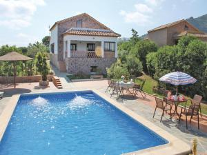 Three-Bedroom Holiday Home in El Gastor, Nyaralók  El Gastor - big - 1