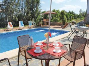 Three-Bedroom Holiday Home in El Gastor, Nyaralók  El Gastor - big - 19