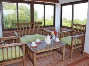Three-Bedroom Holiday Home in El Gastor, Holiday homes  El Gastor - big - 23