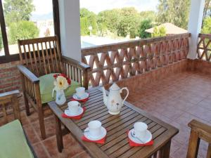 Three-Bedroom Holiday Home in El Gastor, Holiday homes  El Gastor - big - 24