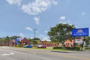 Americas Best Value Inn Sarasota, Motel  Sarasota - big - 12