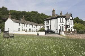 Low Wood Hall Hotel in Nether Wasdale, Cumbria, England