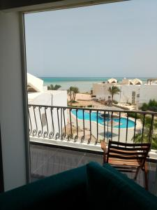 Apartment in Golden Sand Resort, Apartmány  Hurghada - big - 4